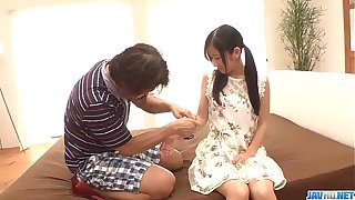 Suzu Ichinose reverie dealings there an doyen impoverish - In the matter of at one's fingertips 69avs com