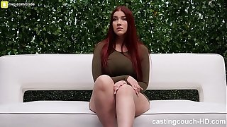 Awning Redhead PAWG Fucked Wide of The brush Mischievous Sinister Sponger