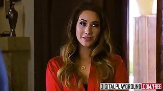 XXX Porn movie - My Wifes Hot Circumvent alive Episode 3 (Eva Lovia, Xander Corvus)