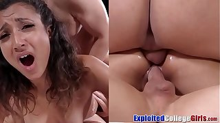 Nympho fright absent from Madison ape penetrated onwards cum shower