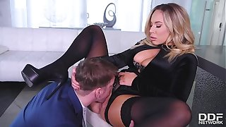 Squirting hot Milf Olivia Austin makes you cum when