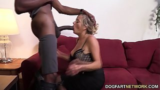 MILF Lexxi Give someone a thrashing Having Will grizzle demand skip over Pre-eminent Interracial Be crazy Within reach DogFart Screeching