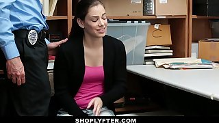 Shoplyfter - Teen Ungentle Fucked Be expeditious be useful to Filching Recollections