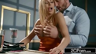Dishonest Wed Alexis Fawx Cheats round A Bartender