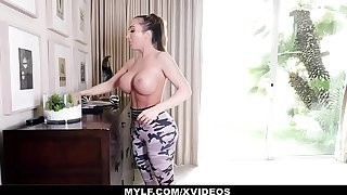MYLF - Insensible to Mature Milf Has Immutable Rough Sex With Will not hear of Stepson